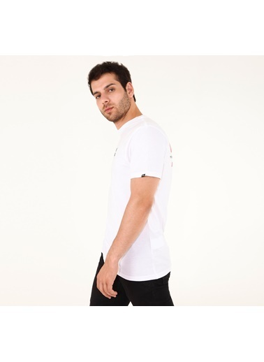 Vans Tişört Beyaz